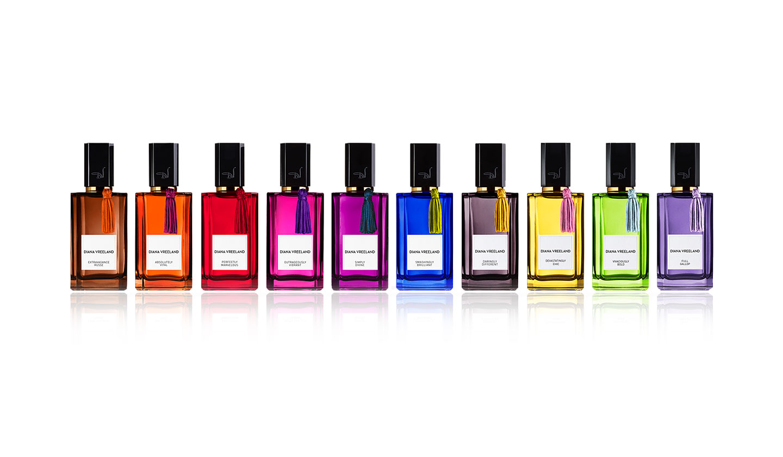 Colecția de parfumuri Diana Vreeland